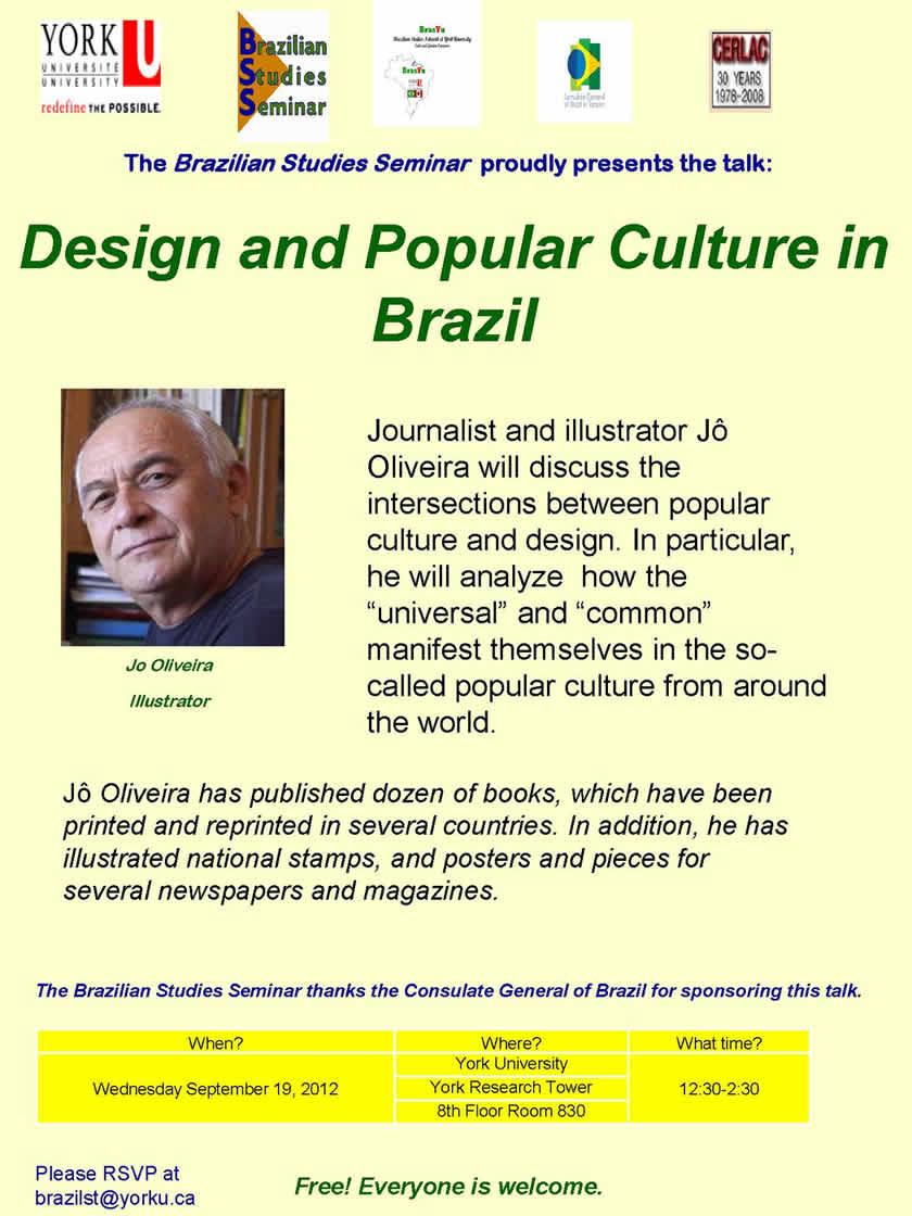 Design & Popular Culture in Brazil