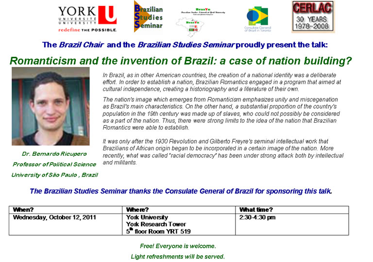 Romanticism and the Invention of Brazil