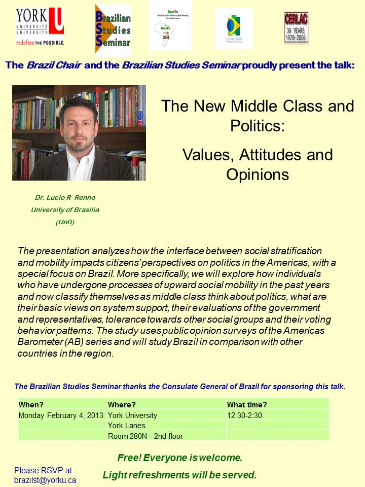 The New Middle Class & Politics in Latin America