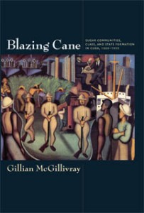blazing cane, gillian mcgillivray