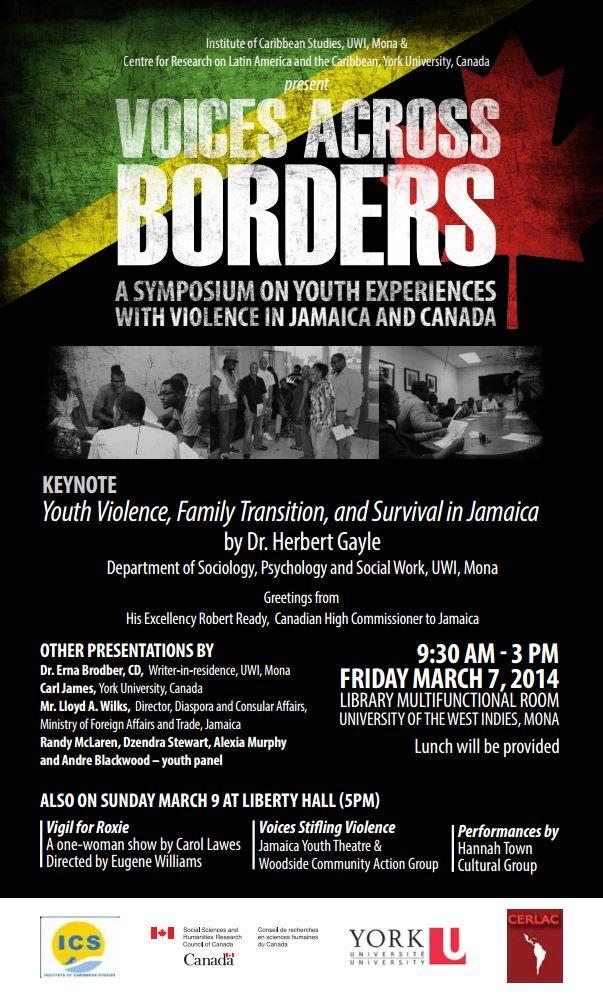 Voices Across Borders